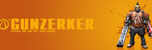 Borderlands 2 Gunzerker Wallpaper (3840x1080) by CodyAWilliams