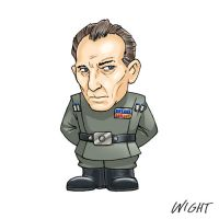 M is for Moff by joewight