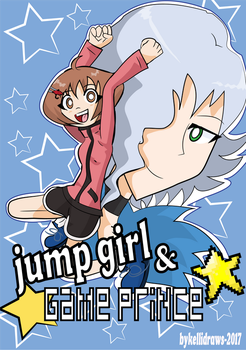 Cover-Jumpgirl and Prince- by Kell0x