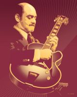 Joe Pass by rlaber