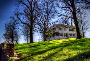 Hot Springs House HDR by joelht74