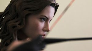 Jessica Biel Hot Toys Abigail Whistler by petray