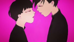 Kageyama brothers by Lillie1