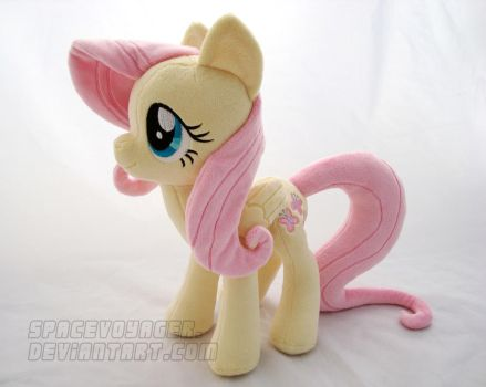 Fluttershy variant by PlanetPlush