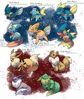 PKMNation: Clutch 10-11 [CLOSED] by WolvesWithoutTeeth