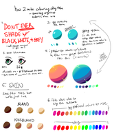 more like colouring tips than a tutorial by Birdy-Is-Sleepy
