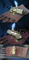 'The Frogeteer' wrist Gatling gun_01 by Arsenal-Best
