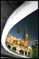 Plant Hall Reflection by tyt2000