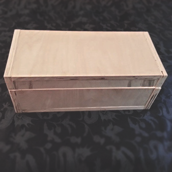 Wooden Box - Build by CloudSwallowingMan