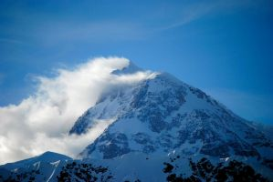 Mt. McKinley by Ridoz