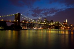 Brooklyn Twilight by intrinsicvalue