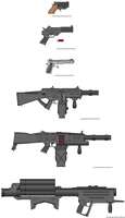 Just some 0.6 guns XXVI by Robbe25