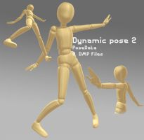 Dynamic Pose-2 Show-off by The-Pose-a-bilities
