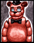 Freddy by tehcreechibi