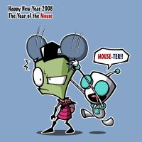 2008 - the year of the Mouse by yashichi