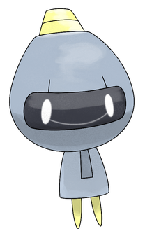 #??? Signil by Smiley-Fakemon