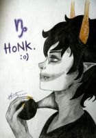 Gamzee by NemoraliaEgnever