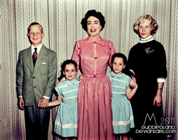 The Crawford Family by GuddiPoland