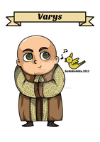 V is for Varys by SaMtRoNiKa