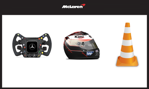 Mclaren F1 iCons by timelikeit
