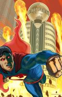 Superman...classified redux by strib