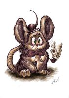 Traditional Mouse by Tarthiev