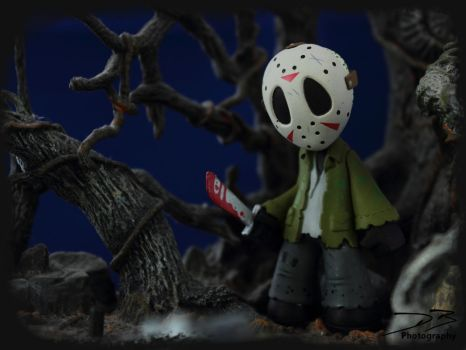 His name was Jason... by DB81