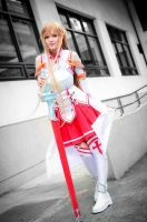 Asuna - SAO by MilanaPloy