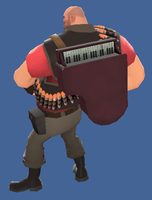 TF2 Community Contribution:  Heavy's Melody by emrfish6