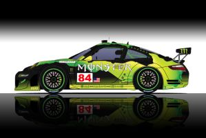 Porsche GT2 RSR Monster by hanmer