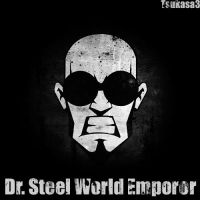 Dr. Steel Propaganda Poster by ToySoldiers