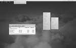 Mac OS Litestep WIP by andredk