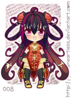 Adoptale Cutie 008 - AUCTION - Closed by YuikoHeartless