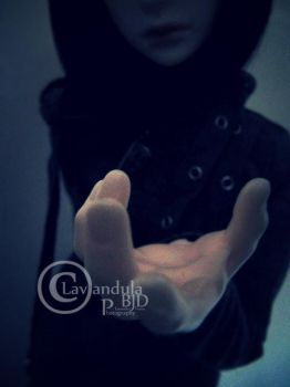 Would you accept his hand? by Lavandula-BJD