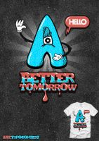 A better tomorrow HELLO by honoR92