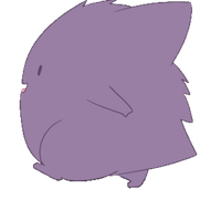 Tumbly Gengar... O_o by Digillama
