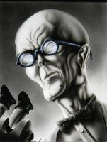 Mad Scientist by alphanathan