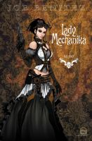 Lady Mechanika Ad by joebenitez
