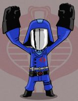 Cobra Commander by Sachmoe64
