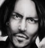 Johnny Depp by yana182