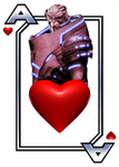 Garrus - Ace of Hearts by NoAng3l
