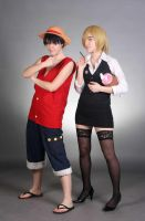 One Piece Cosplay by MartinDNoa
