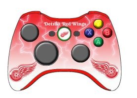 red wings concept by chrisfurguson