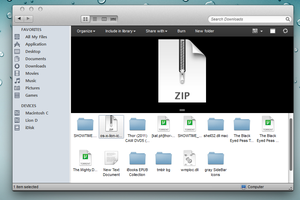 OS X Lion Findexer by cns0813