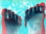 Axial Disposition (Diptych negative) by alfaghor