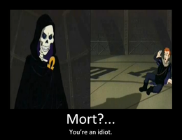 You're an idiot by iheartslashers