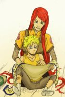 about Mothers and  sons by Sanzo-Sinclaire