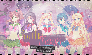 Sailor Moon-Firma by x-Mairu-x