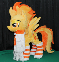 Spitfire Plush by KarasuNezumi