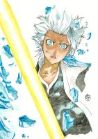 BLEACH: Toshiro Hitsugaya by Why2be